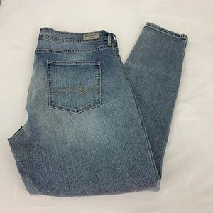 Denizen By Levi's Size 18 Modern Skinny Jeans